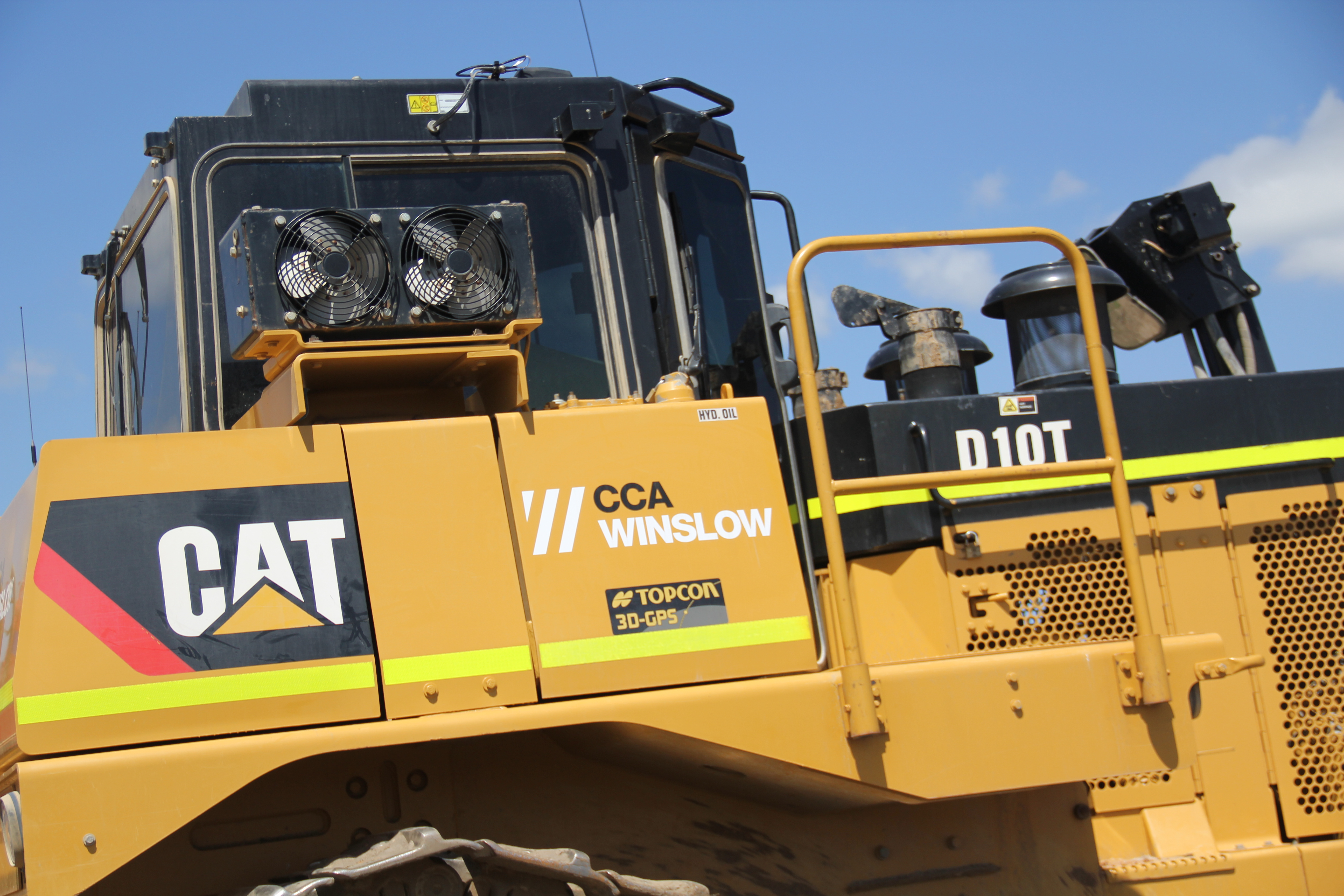 CCA Winslow The Fleet CAT D10T